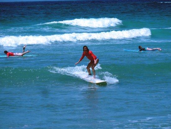 Christ Church Parish, Barbados: Surfin Success!