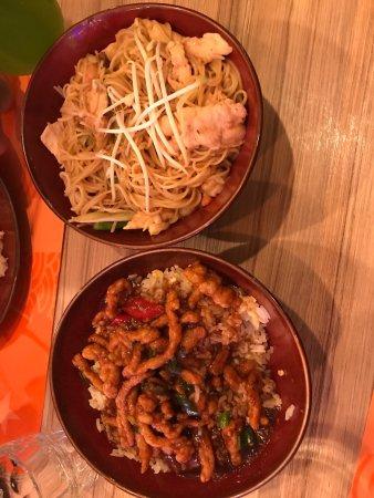 Best Asian fusion restaurant ...