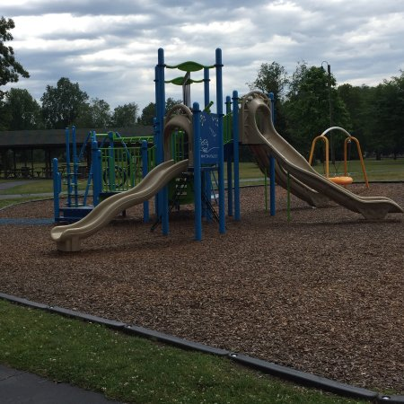 Portage, MI: Clean Playgrounds