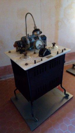 Macchina per bagni di luce - Foto di Museo di Storia della ...