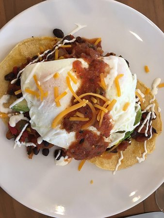 Spring Lake Heights, Nueva Jersey: huevos rancheros