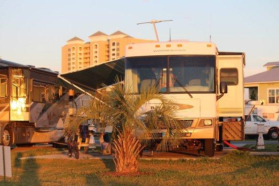Pensacola Beach RV Resort Foto