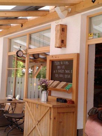 Bohinjska Bistrica, Slovenia: Alpine fare at Strud'l