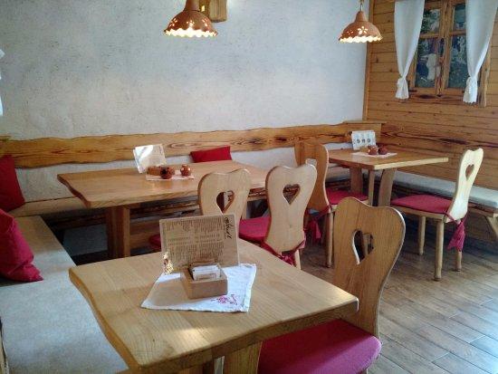 Bohinjska Bistrica, Eslovenia: Alpine fare at Strud'l