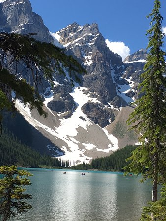 Moraine Lake Lodge: photo5.jpg