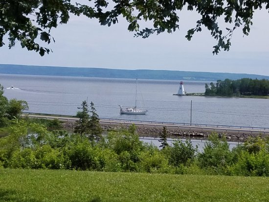 Baddeck, Canadá: View from Hotel