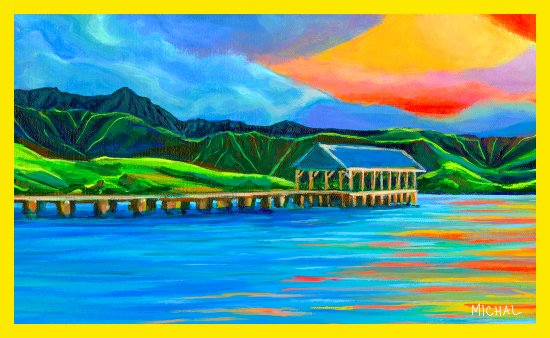 Michal - Art Studio & Boutique of Hanalei