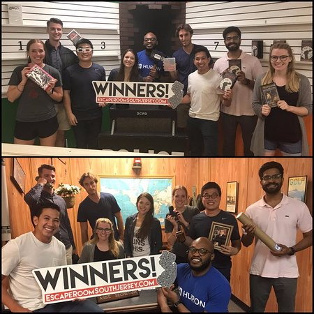 Escape Room South Jersey - Collingswood
