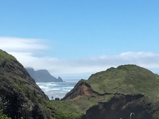 Florence, Oregon: Neptune Scenic Viewpoint, Florence OR