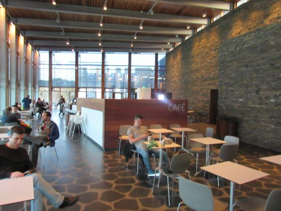 Grindavik, Ισλανδία: Cafe area.