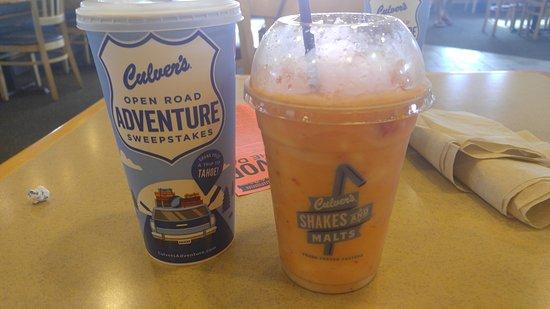 Lehi, UT: Mango Strawberry Lemon Cooler