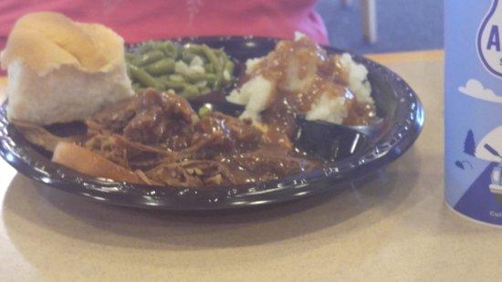 Lehi, UT: Pot Roast Dinner