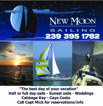 New Moon Sailing: Call soon