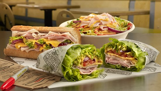 Schererville, IN: Enjoy a delicious wich, salad, or lettucewich!!!