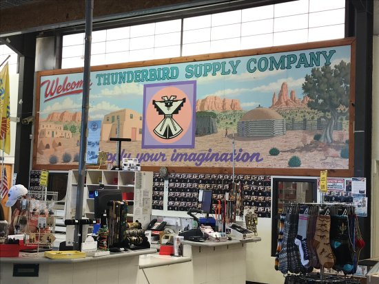 Thunderbird Supply Company