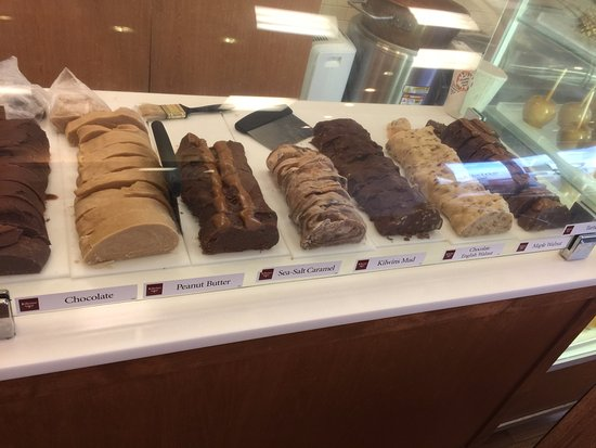 Gambrills, MD: Fudge looks yummy