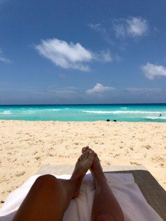 Best beach in Cancun!