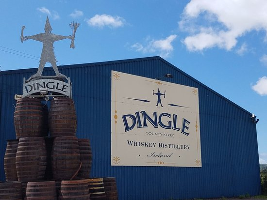 Dingle Whiskey Distillery: Dingle Distillery