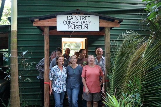 Daintree Conspiracy Museum