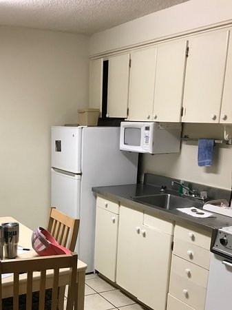Quality Inn & Suites: Kitchen