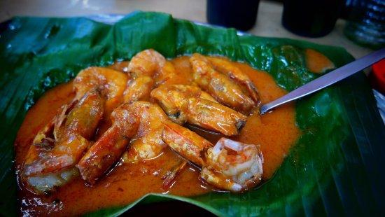 Alor Akar Restaurant: More on the sweet side