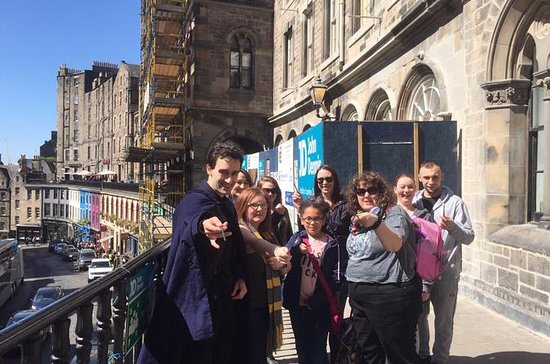 Visita a pie a Harry Potter Edimburgo