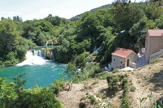Full-Day Krka Waterfalls Tour from...
