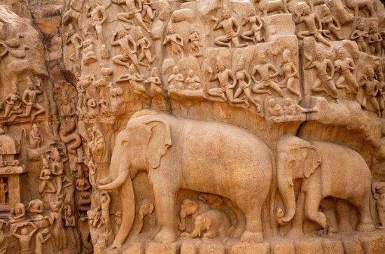 Cultura maravilhosa de Tamil Nadu 14...