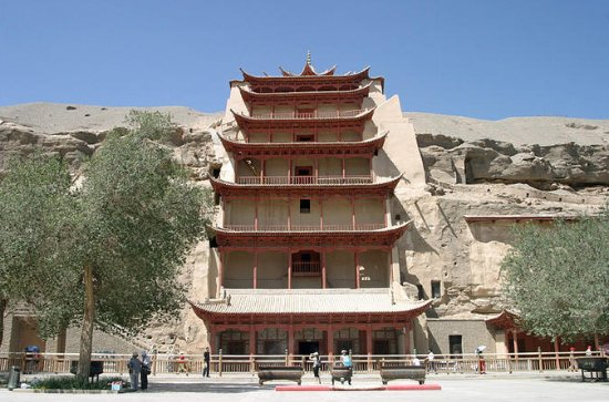 4Days Private Dunhuang Tour:  Mo Gao...