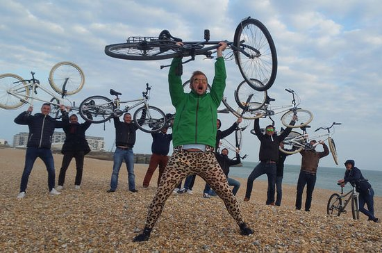 Stag Party Tour in bici di Brighton