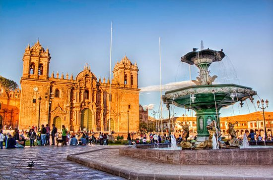 Small Group Cusco City Tour and 04...