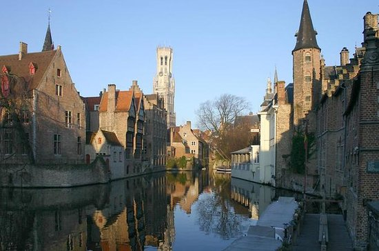 Día privado en Amsterdam - Brujas