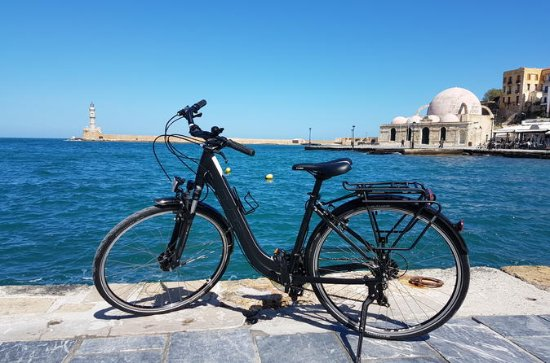 Good Morning Chania in bici