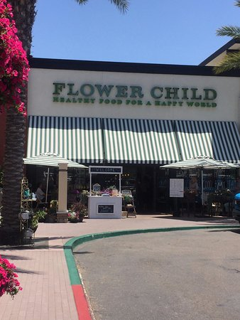 Del Mar, CA: Flower Child