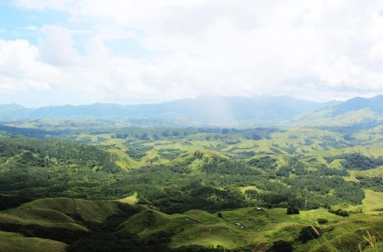 Nausori Highland Tour - Valley of a Thousand Hills