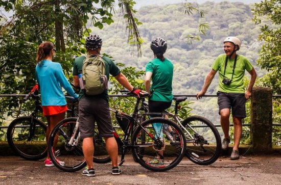 Bike Tour - Tijuca Rainforest