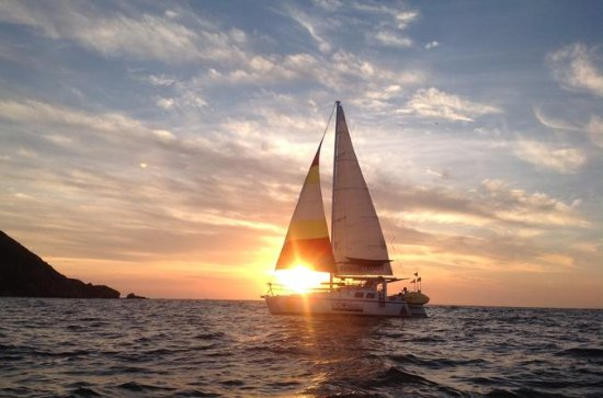 Private Catamaran Sunset Cruise