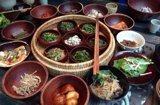 Tour gourmet tradicional de Seúl