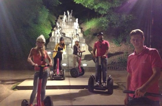 Legal Prague Magical Night Segway Tour