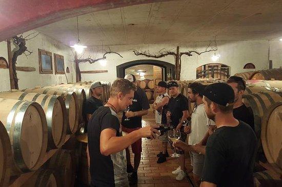 Wine tour - half day tour