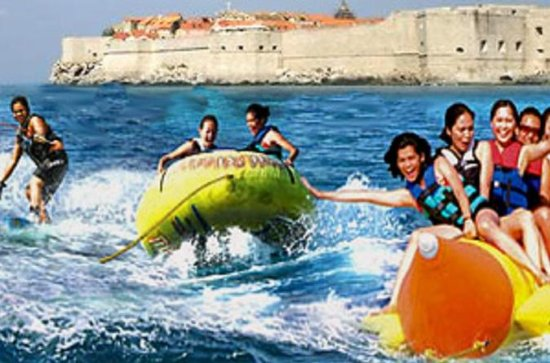 Dubrovnik sea adventure - speed boat...