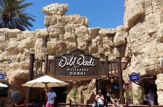 Wild Wadi Tickets with transfer