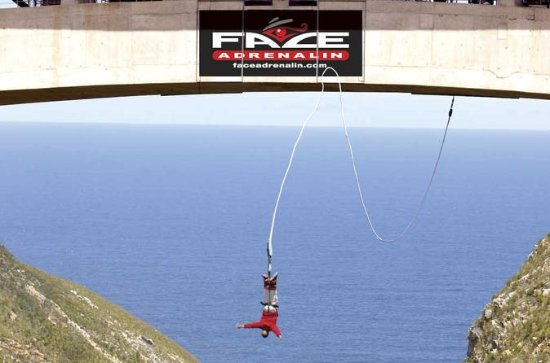3 Day Garden Route Big 5 and Bungee...