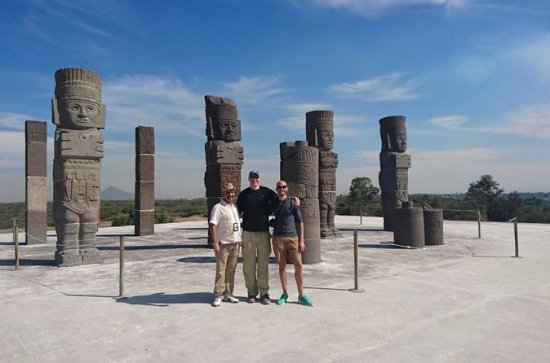 Private tour Tula Archaeological and...