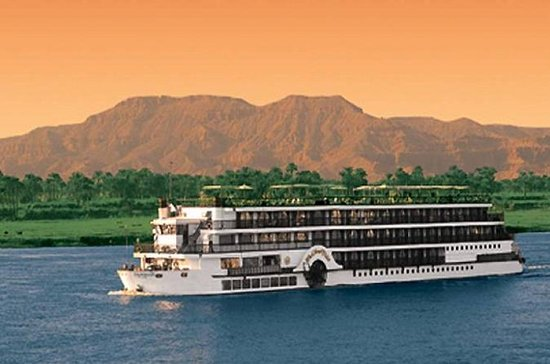3 Nights 4 Days Nile River Cruise 5...