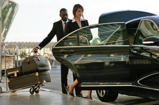 Transfert privé à bas prix de l'aéroport international du Cap à la...