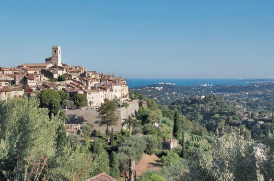 West Coast and Countryside - French Riviera - Full Day Tour