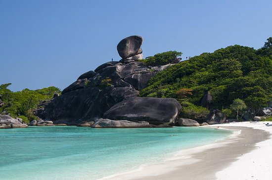Similan Islands 8-Hour Tour with...