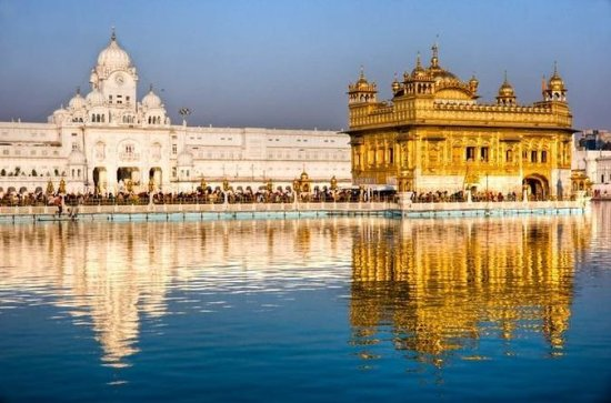 Amritsar and Golden Temple Tour From...