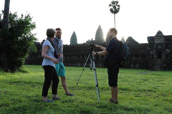 Porträts von Angkor Masterclass...